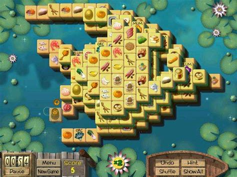 Garden Mahjong by Mahjong Garden To Go Gamehouse