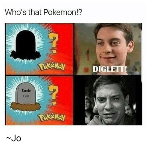 Whos That by Who S That Ben Diglett Jo Meme On Sizzle