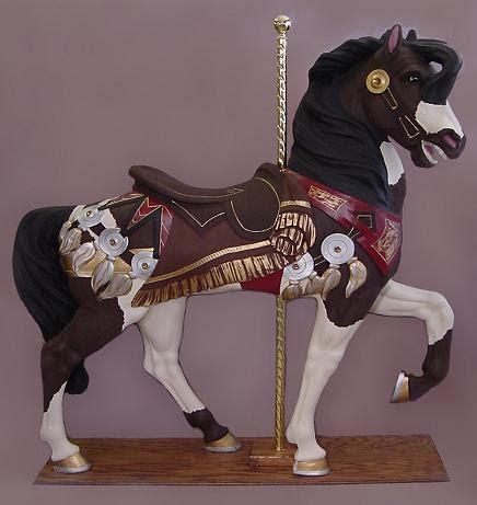 Horse Statue Home Decor carousel horses carousel horses reproductions carousel