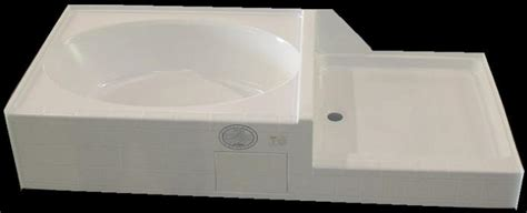 bath shower units combined combination shower and whirlpool bathtub units 171 bathroom