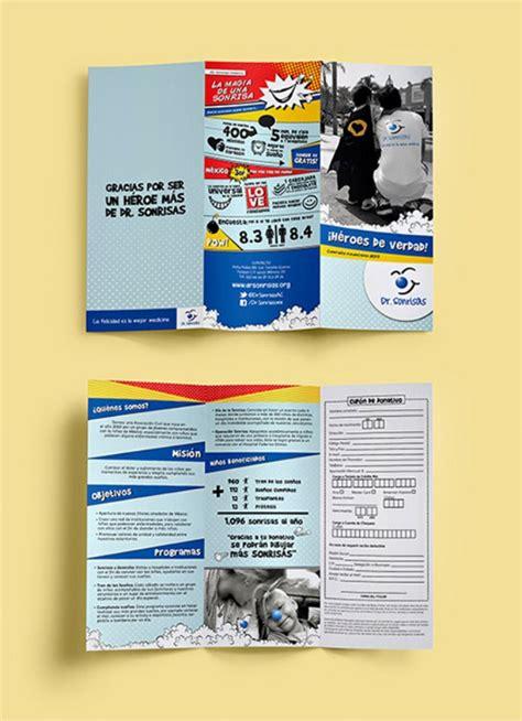 desain brosur cdr terbaru contoh 30 brosur lipat tiga desain elegan terbaru