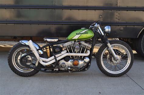1970 Harley Davidson by 1970 Harley Davidson Ironhead Motobray
