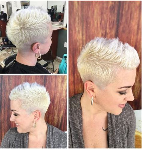 how short will womens hair be shaves for st baldricks 66 shaved hairstyles for women that turn heads everywhere