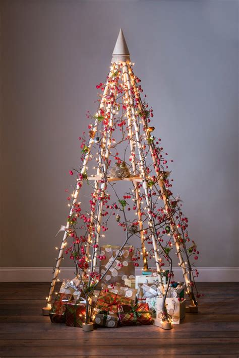 uniquely decorated christmas trees top 21 the most spectacular unique diy tree ideas