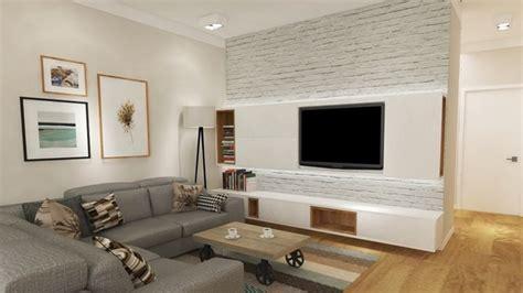 Fernseher An Wand by Fernseher An Wand Montieren Die Eleganteste Variante