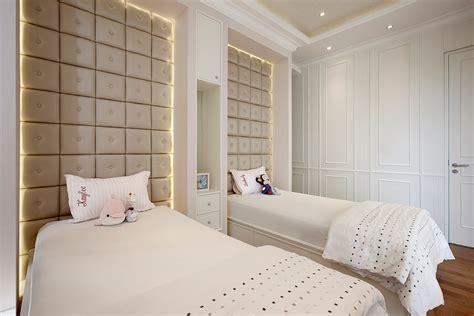 senopati suites apartment kamar tidur klasik oleh high
