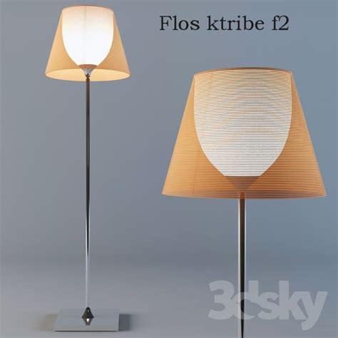 ktribe f2 floor l 3d models floor l flos ktribe f2