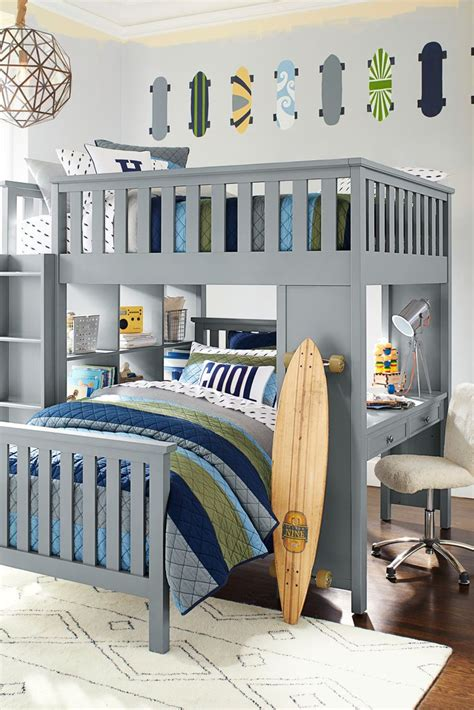 bunk bed boy room ideas best 25 bunk beds for boys ideas on bunk bed
