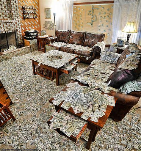 room of money photo extremist creative photography tutorials photoshop tutorials