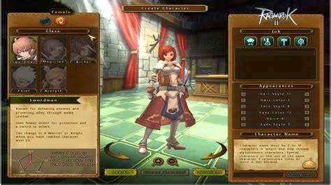 tutorial ragnarok online 2 ragnarok online 2 dat 3d swag character