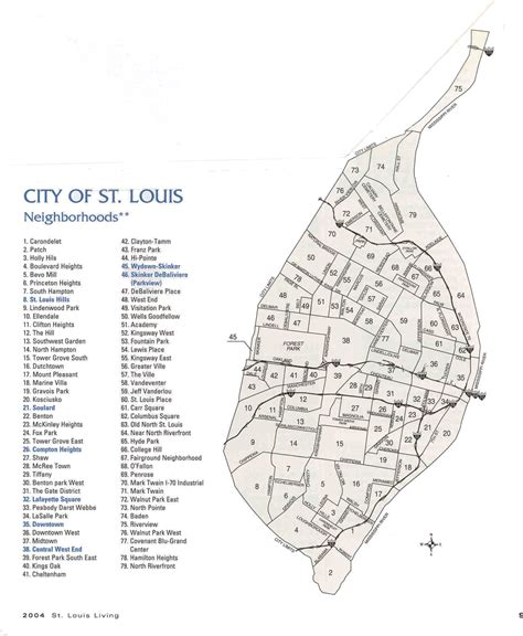 map of st louis cityneighborhoodmap jpg