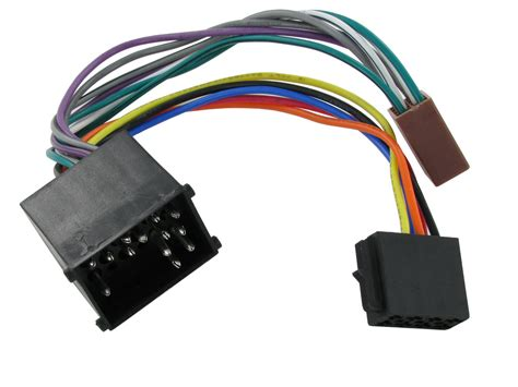 land rover wiring harness adaptor lead iso looms
