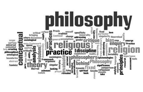 opinions on philosophy of religion