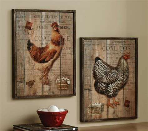 kitchen decorating with roosters room decorating ideas