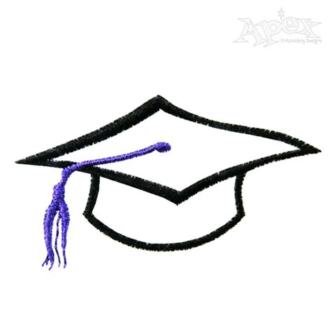 embroidery design graduation graduation embroidery designs college university diploma