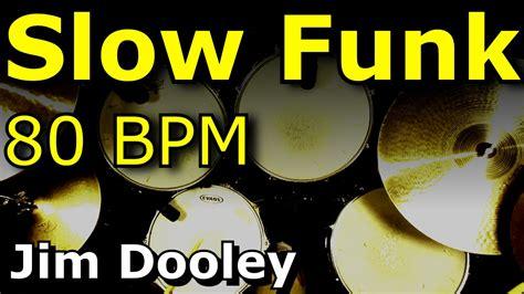 80 bpm shuffle beat drum track drum loops slow funk 80 bpm dooleydrums com youtube