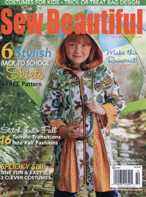 beautiful magazine 17 best images about sew beautiful magazine on pinterest