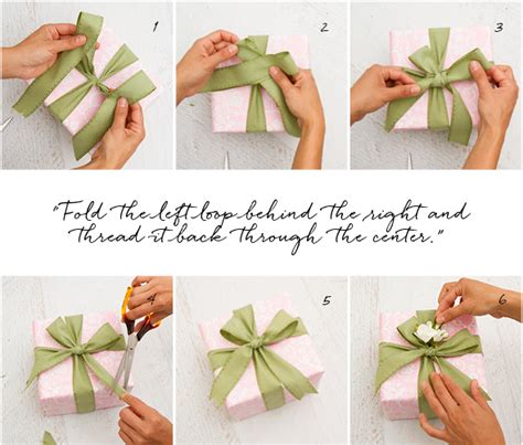 how to tie a ribbon how to tie a bow the koch