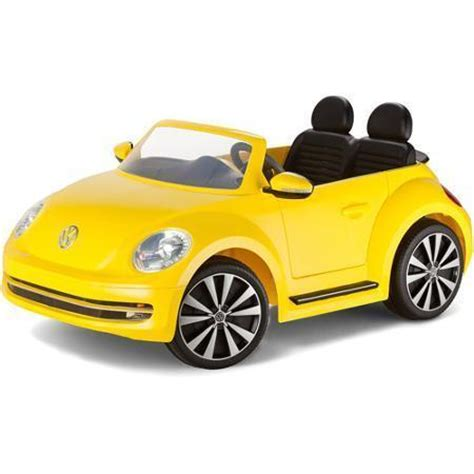 power wheels jeep yellow vw beetle convertible quot ride on quot yellow power wheels