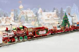 christmas train sets for under the tree uk buy