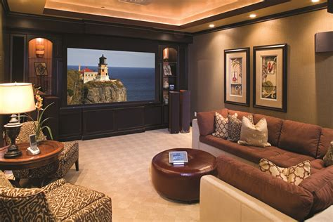basement homes remodel your basement into a home theater audio impact