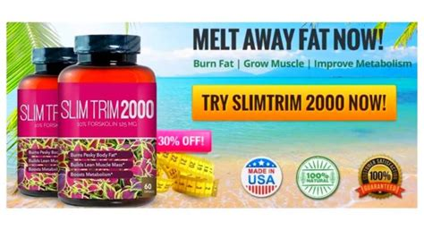 Slim Trim 2000 - Natural way of Burning Fat and Weight