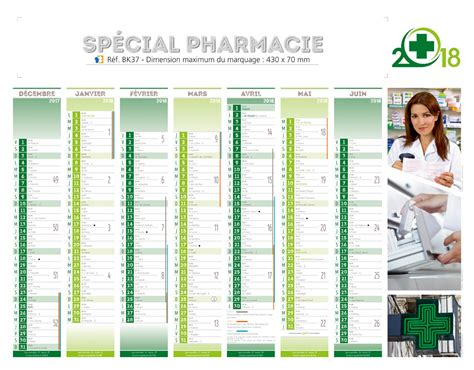 Calendrier Perso Calendrier Personnalis 233 Pharmacie Calendriers 100 Perso