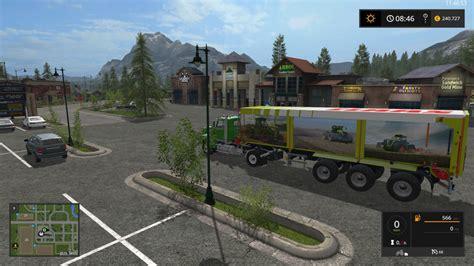 fs 17 kre bandit sb 30 60 claas design v 1 0 trailers
