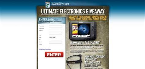 Electronics Giveaway - ultimate electronics giveaway