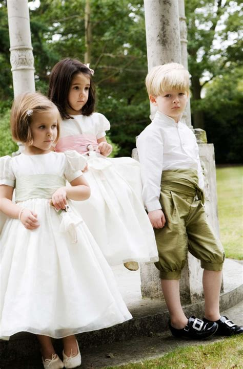 boy wear bridesmaid dress your flower girls and page boys at little bevan