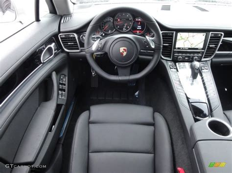Porsche Panamera Black Interior by Black Interior 2012 Porsche Panamera 4 Photo 61743764 Gtcarlot