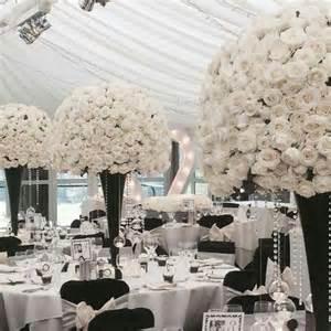 18 Cylinder Vase Wedding Theme Black Amp White Wedding 2315255 Weddbook