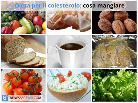 alimenti per il colesterolo alto dieta per il colesterolo alto alimenti consentiti da