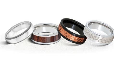Wedding Bands Groom by Classic Grooms Bands And Rings Tailored Just For You In