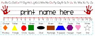 printable desk name tags elementary a day in the life of a classroom teacher desk name tag