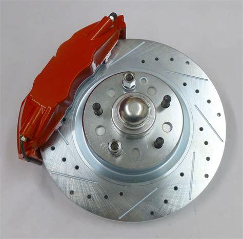 Disc Brake Front mopar brembo style 13 quot front disc brake kit