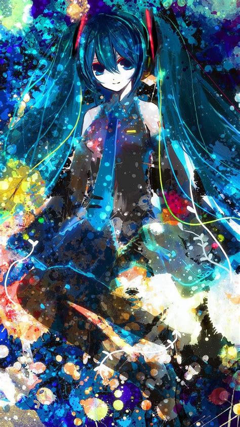 anime themes for iphone miku 3 iphone 5s wallpaper click the address to