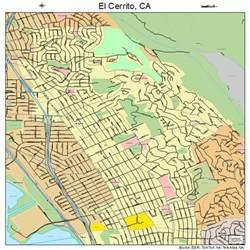 el cerrito california map 0621796