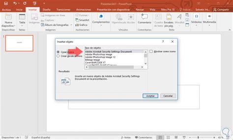 tutorial powerpoint en pdf c 243 mo insertar pdf en presentaci 243 n powerpoint solvetic