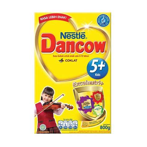 Dancow Coklat Jual Dancow Coklat 5 Formula 800gr Box
