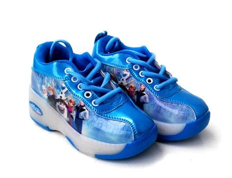 Sepatu Roda Anak Perempuan Frozen sepatu roda anak karakter toko bunda holidays oo