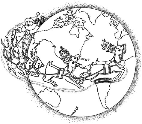 christmas around the world coloring pages timeless