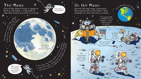 Usborne See Inside Space look inside space at usborne children s books