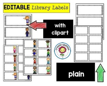printable library labels 41 best classroom labels images on pinterest classroom
