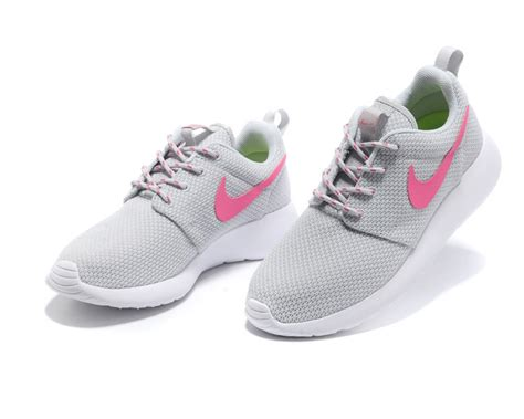 nike roshe run womenmens shoes sale 50 off women s nike roshe run shoes light gray pink