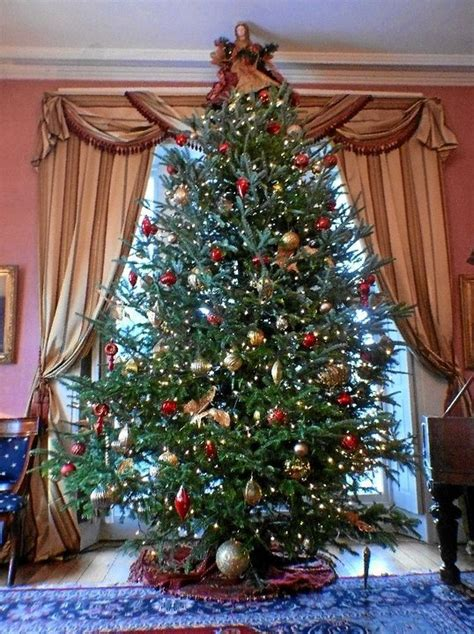antrim 1844 country house hotel christmas trees