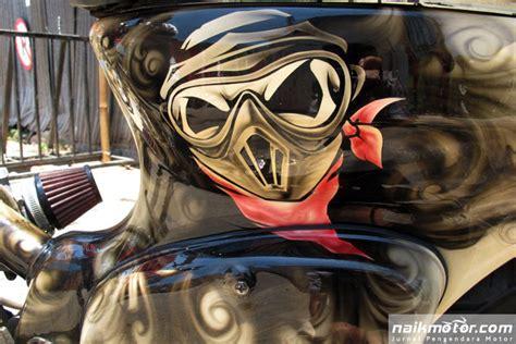Bel Variasi Motor cub kebanggaan distro faith hardwear surabaya