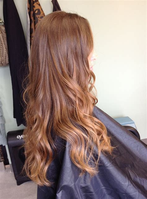 color melt hair styles color melting a chic new way to color hair the layer