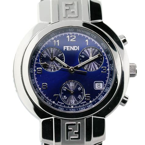 mens fendi watches