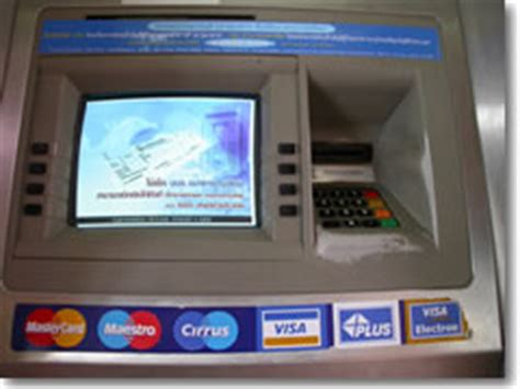 Visa Gift Card At Atm - atms in italy